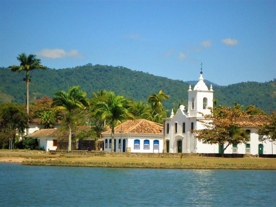 Paraty, ruta por el sur de Brasil