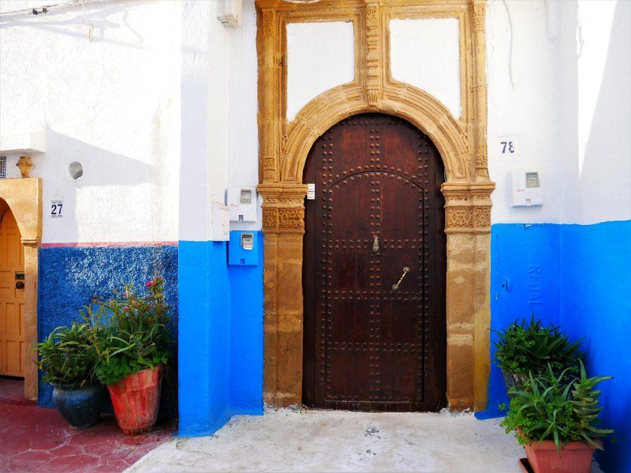 Puertas de Rabat