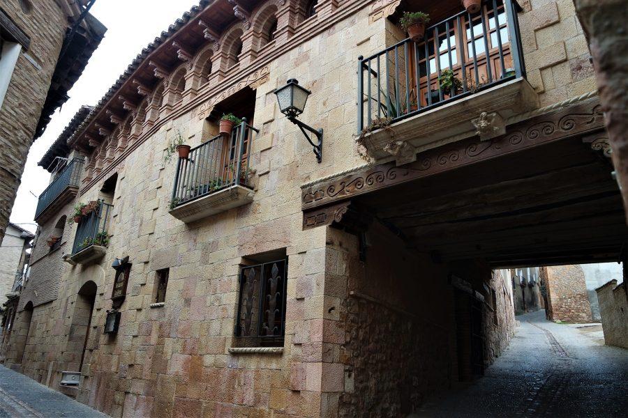 Qué ver en Alquézar, casco histórico