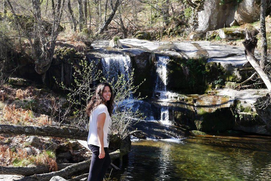 Saltos de agua en Gredos, Navaluenga