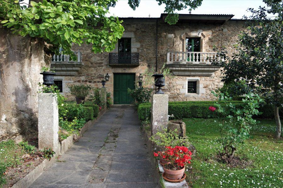Casas típicas de Galicia