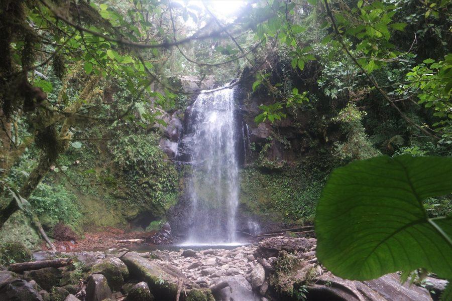 Cascadas Perdidas en Boquete, Panamá