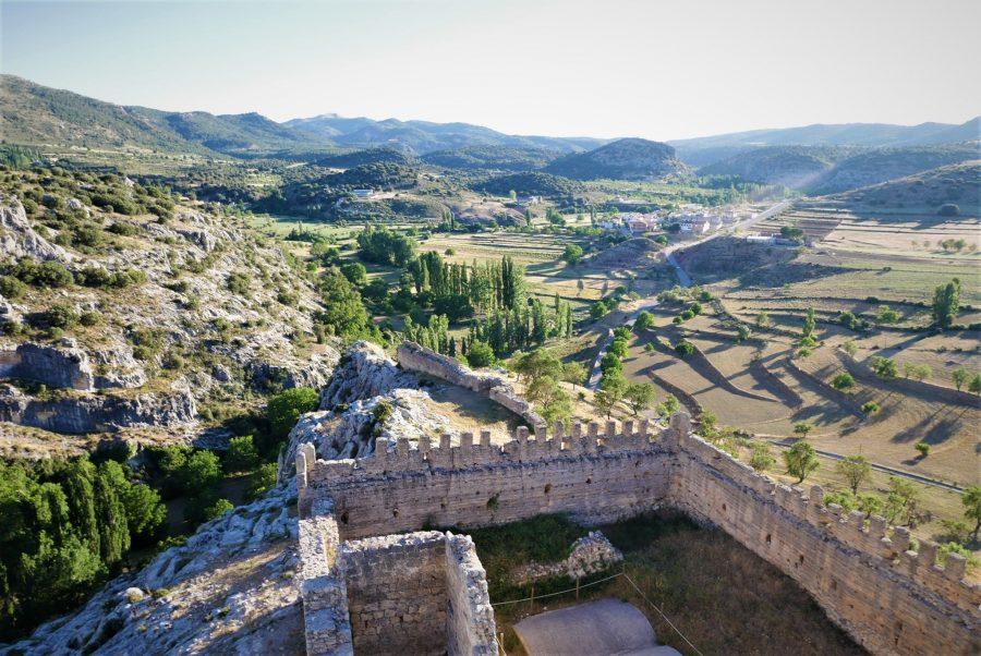 Castillo almohade en Nerpio