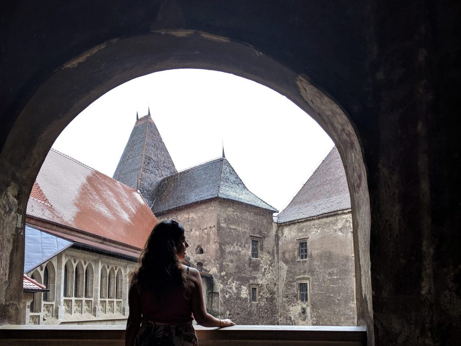 Castillo de Corvino en Transilvania