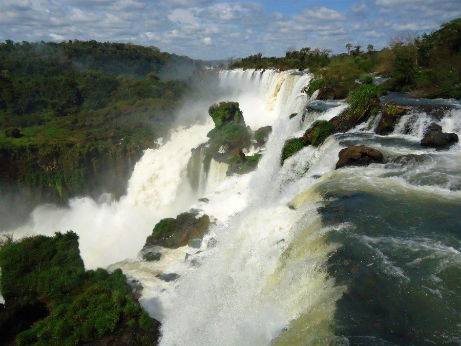 Cataratas de Iguazú, lado de Argentina, el mejor destino en Sudamérica