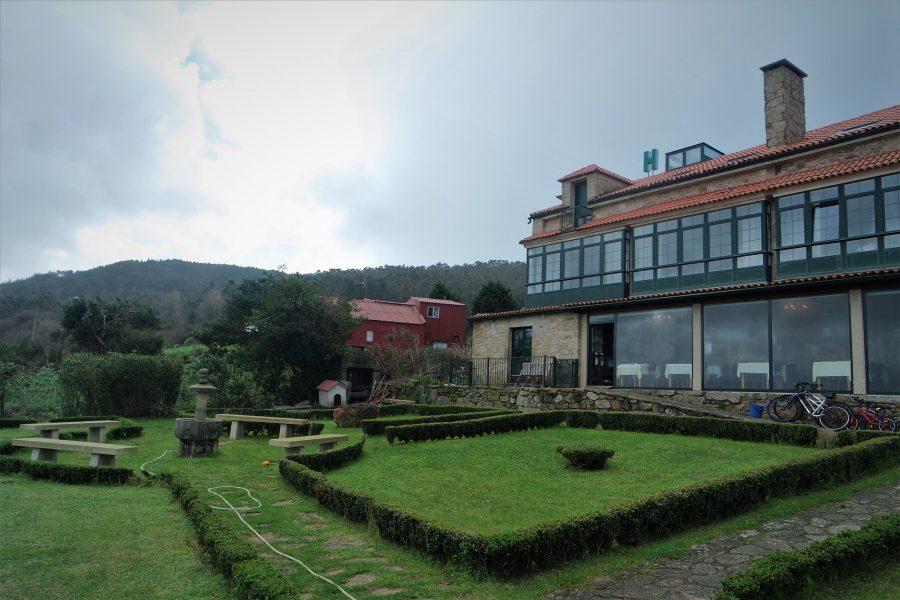 Hotel en Fisterra
