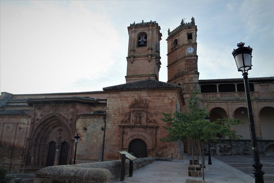 Iglesia de Alcaraz, los pueblos más bonitos de Albacete