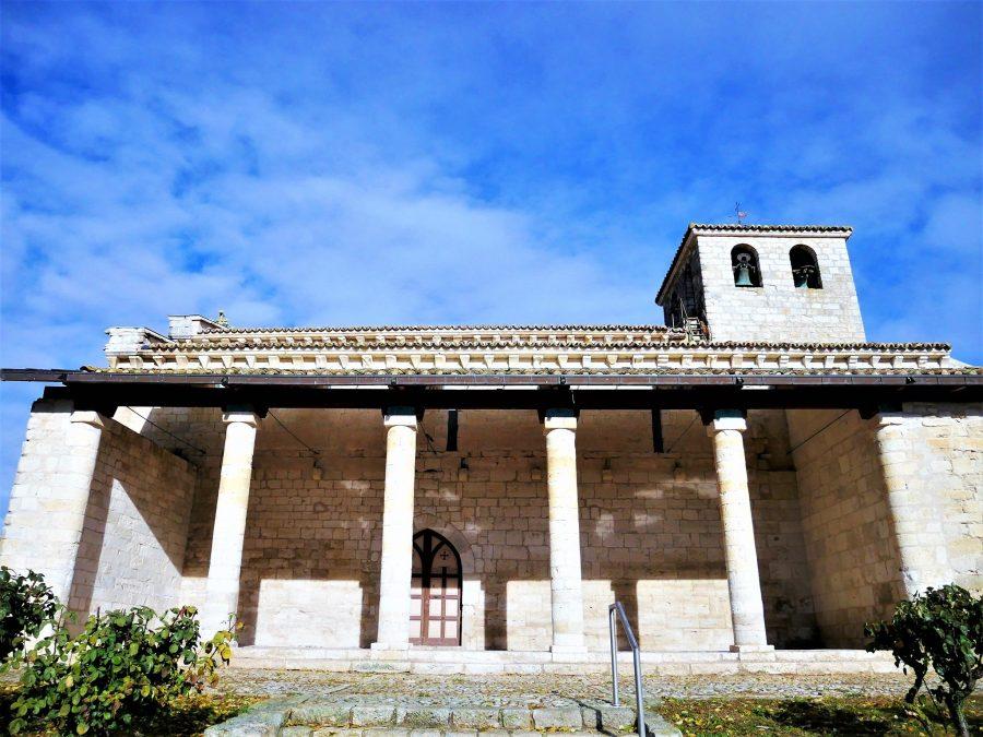 Iglesia de Santa María, qué ver en Wamba en Valladolid
