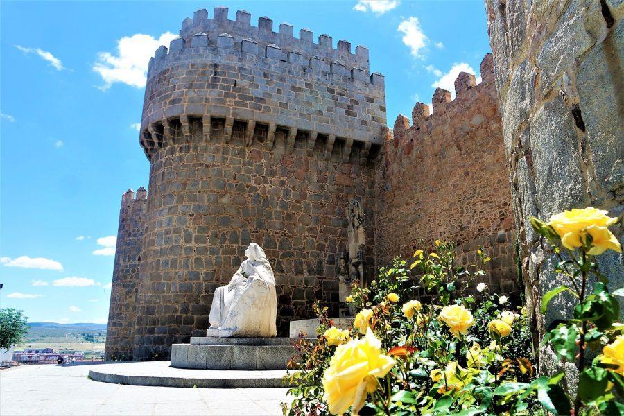 Plaza de Santa Teresa, qué ver en Ávila
