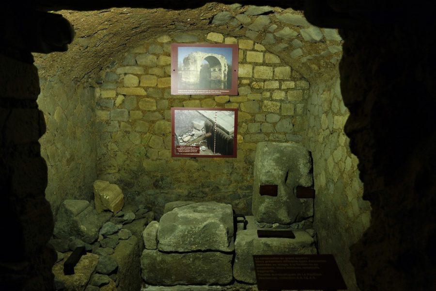 Restos arqueológicos del Horreum Romano