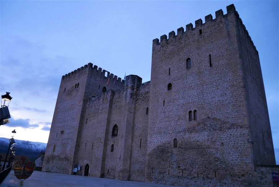 Alcázar de los Condestables, Medina de Pomar, pueblos con encanto en Burgos