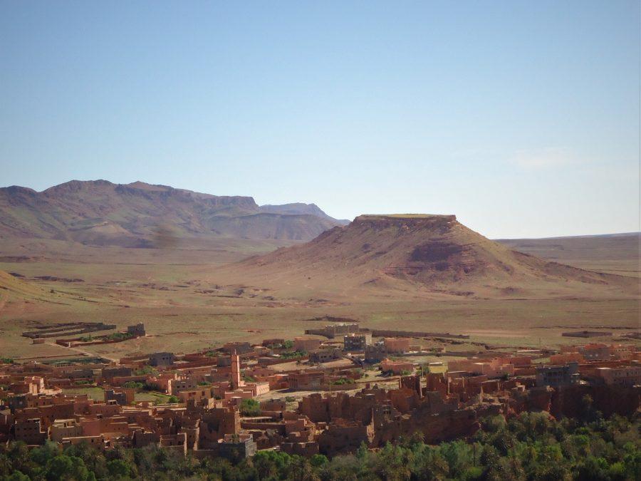 Paisajes del sur de Marruecos
