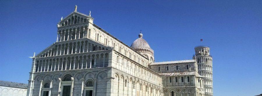 Pisa, ruta por La Toscana en coche