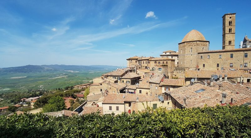 Volterra, ruta por La Toscana en coche