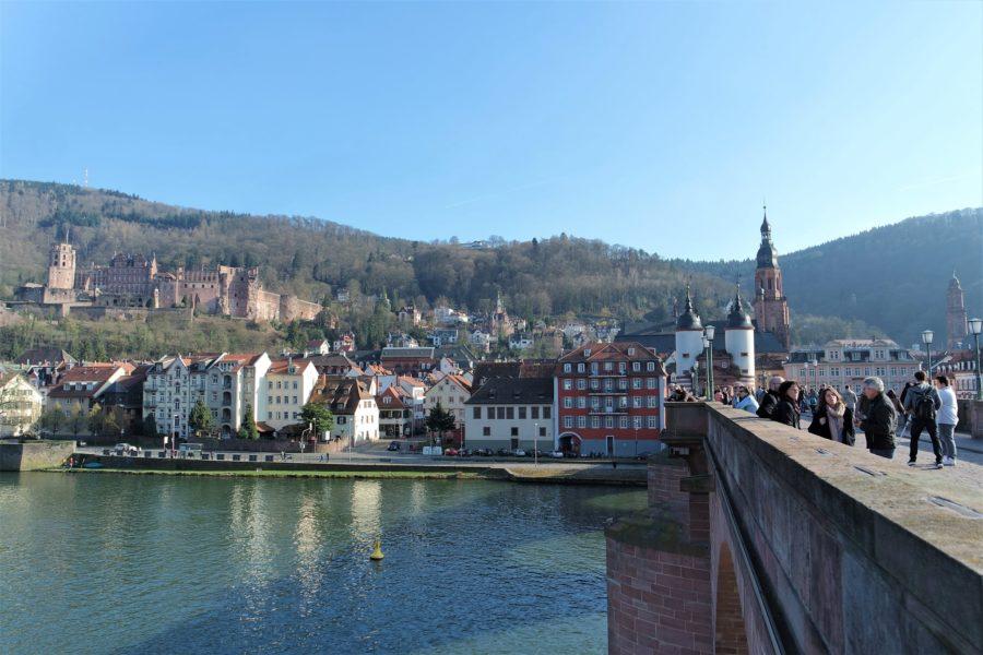 El Puente Viejo, qué ver en Heidelberg