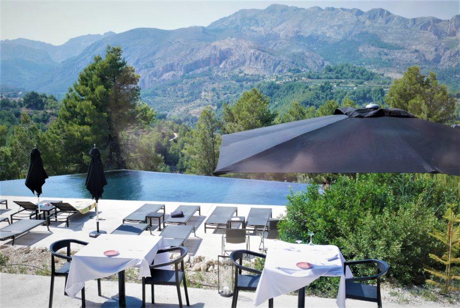 Hotel Vivox en Guadalest