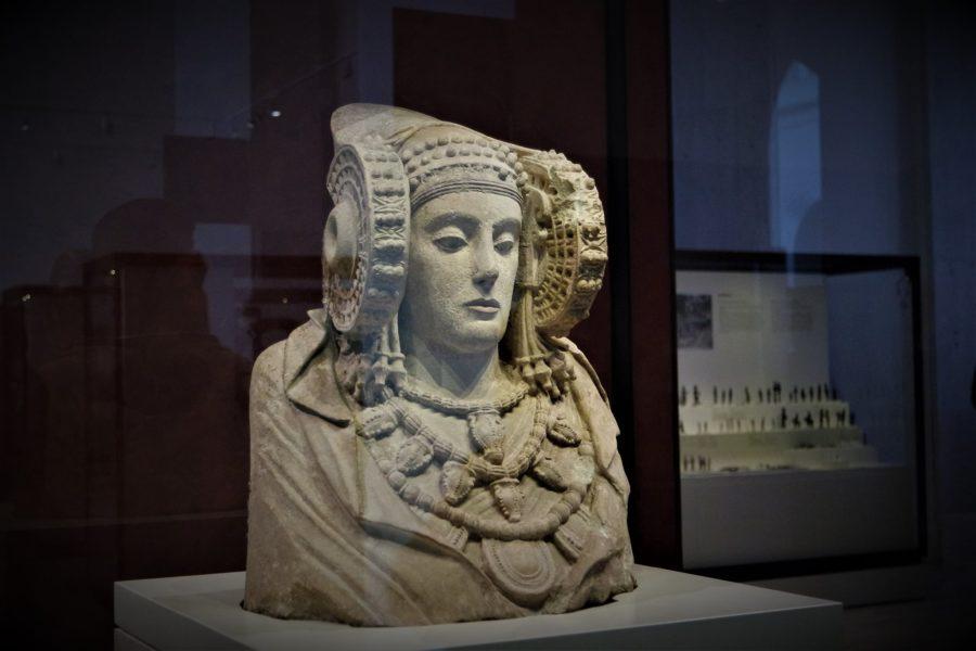 La Dama de Elche, obras imprescindibles del Museo Arqueológico Nacional