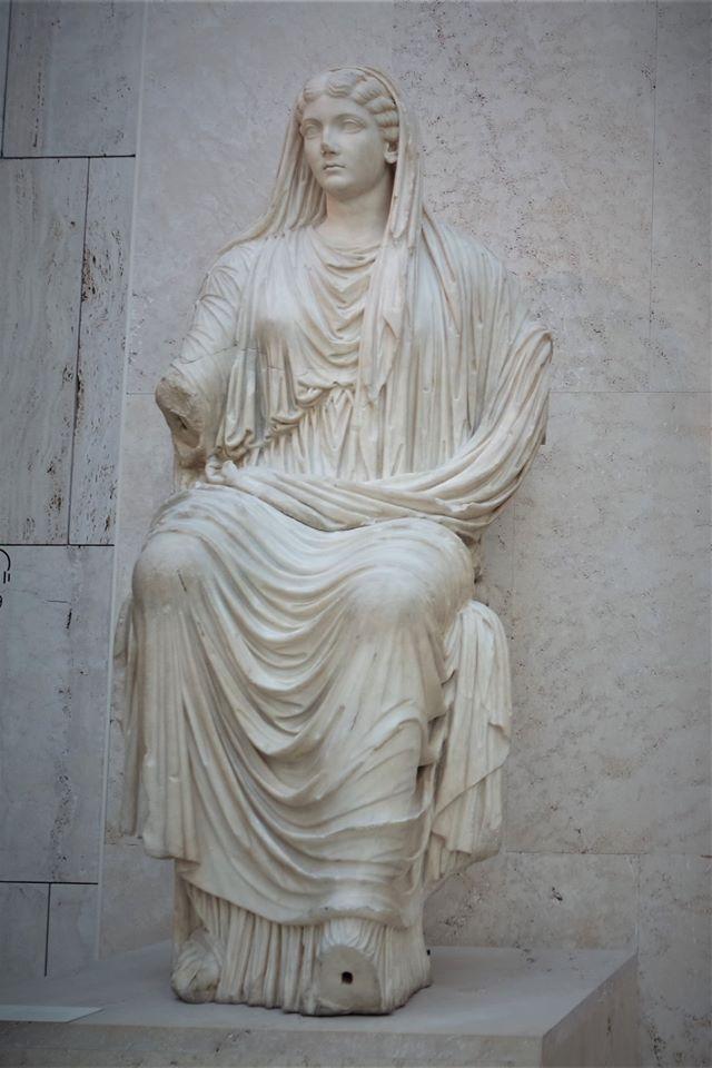 Livia, Paestum