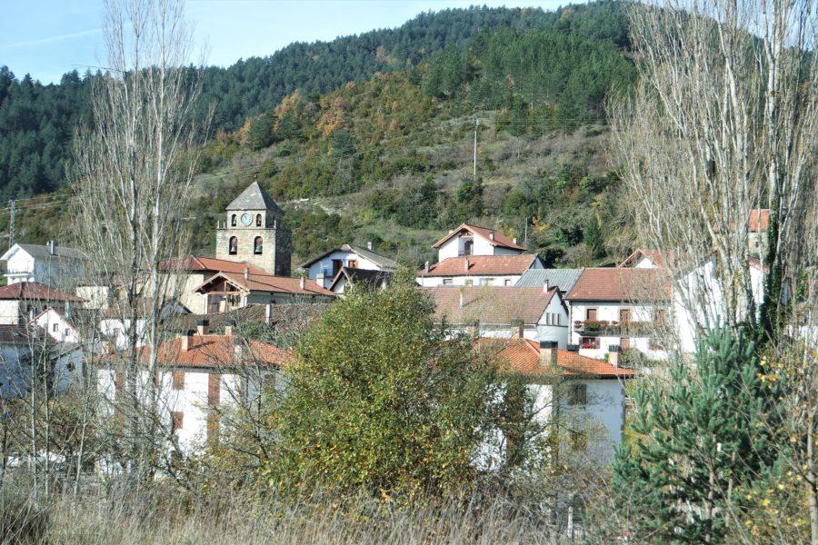 Pueblos del valle de Salazar