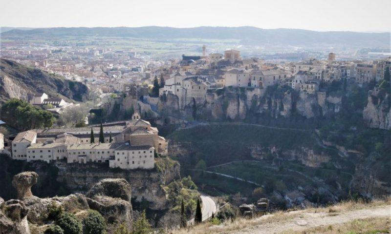 Qué ver en Cuenca, miradores