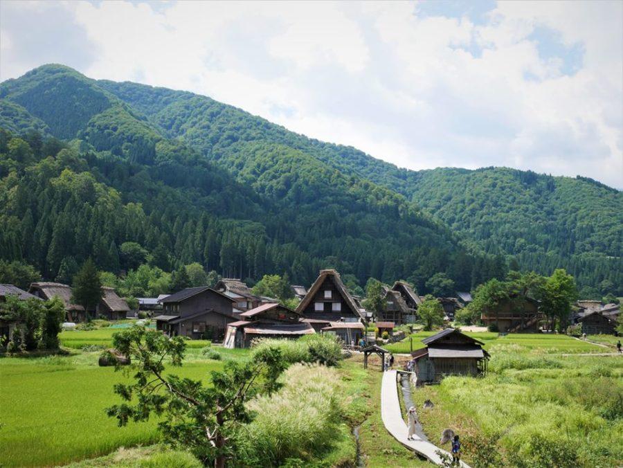 Qué ver en Shirakawa-go, una aldea tradicional en Japón