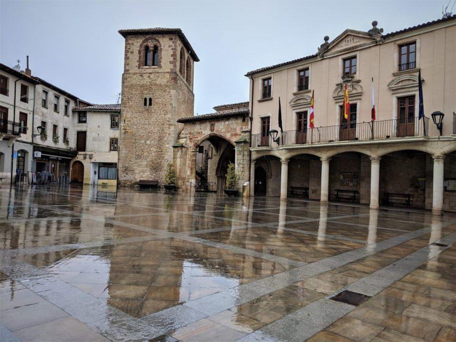 Ayuntamiento, qué ver en Oña, villa histórica en Burgos