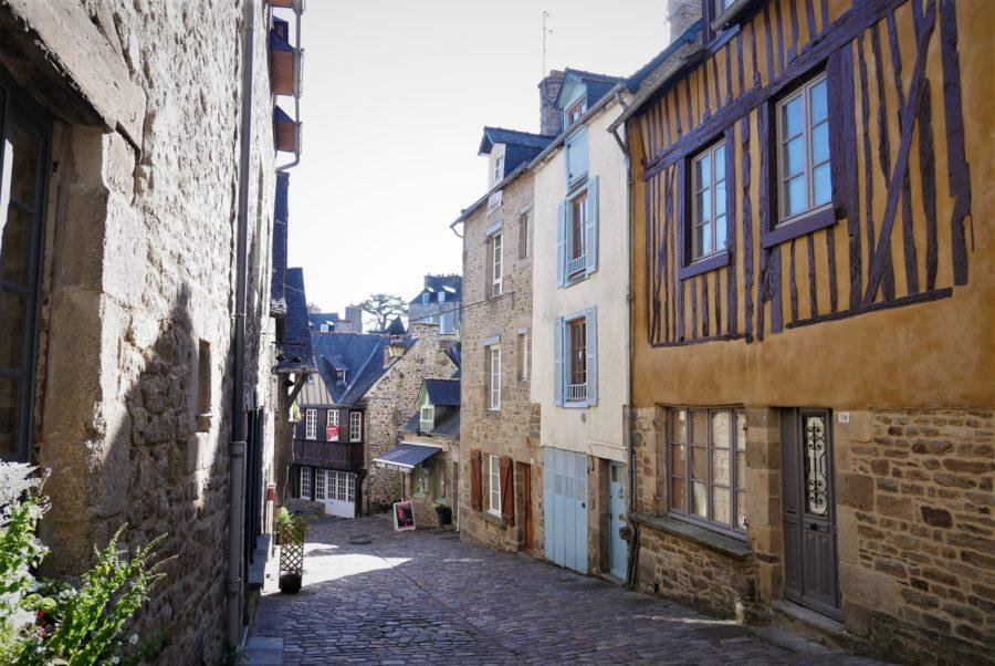 Calle Petit Fort, Dinan