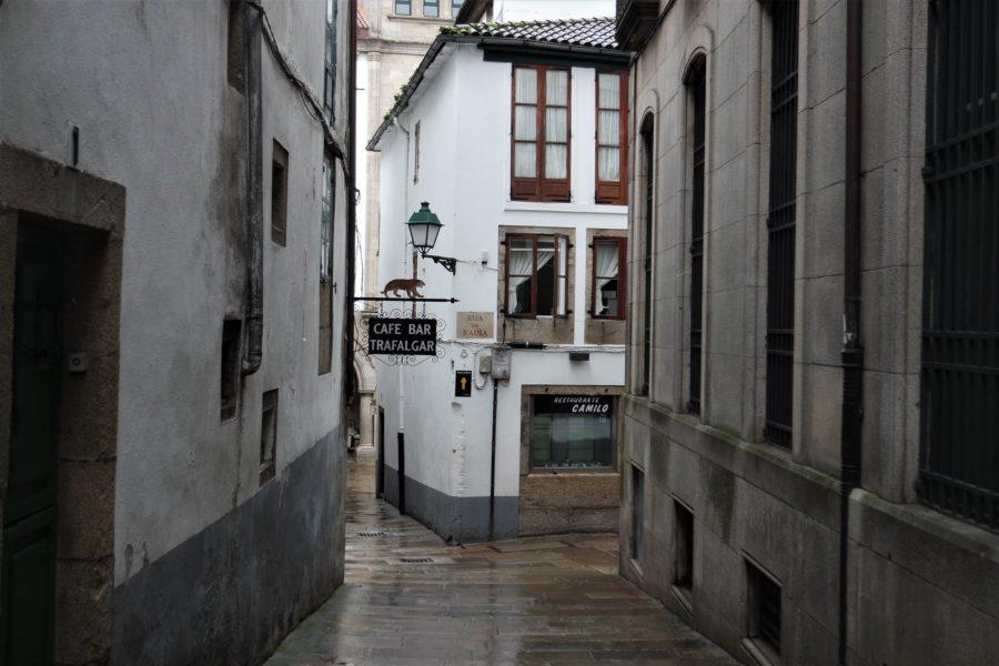 Calles del centro, qué ver en Santiago de Compostela en 24 horas