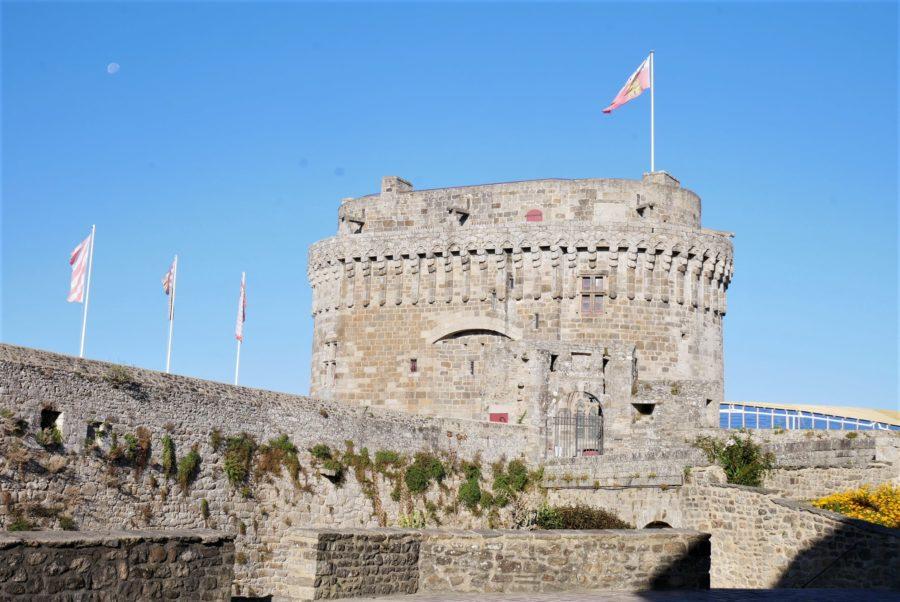 El castillo de Dinan