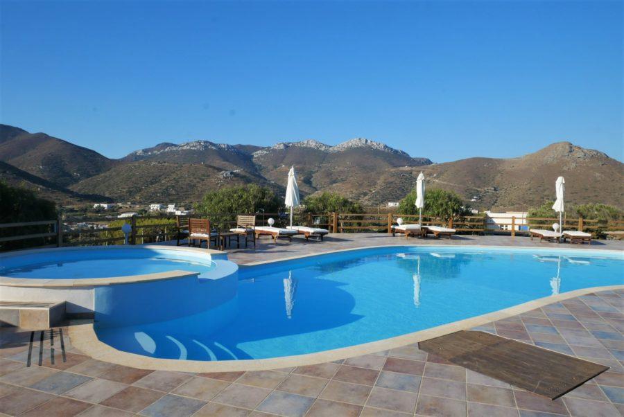 Hotel en Amorgos