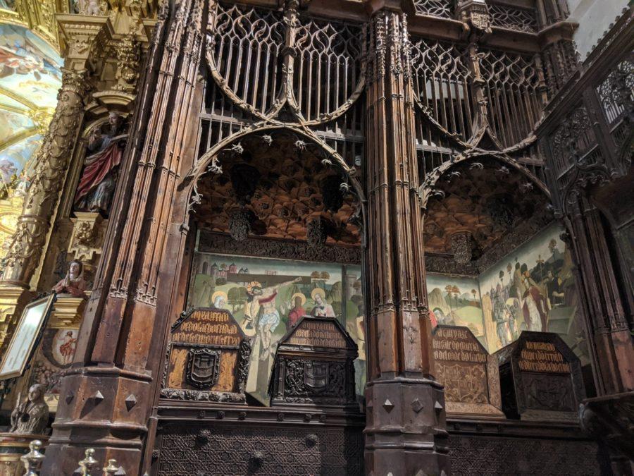 Panteón Real del Monasterio de San Salvador de Oña, Burgos