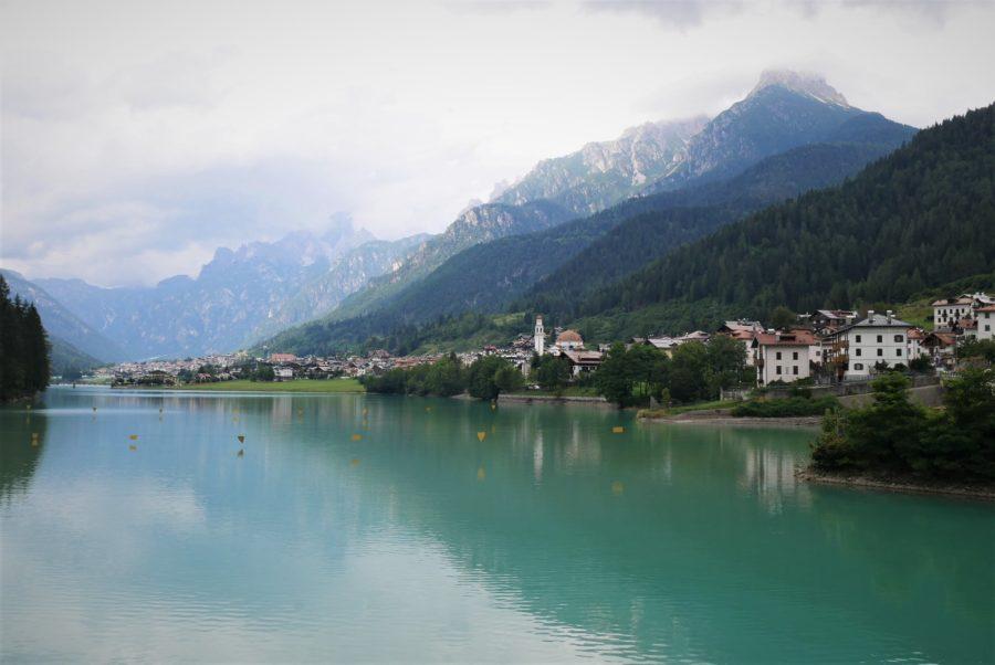 Auronzo di Cadore, ruta por los Dolomitas en coche