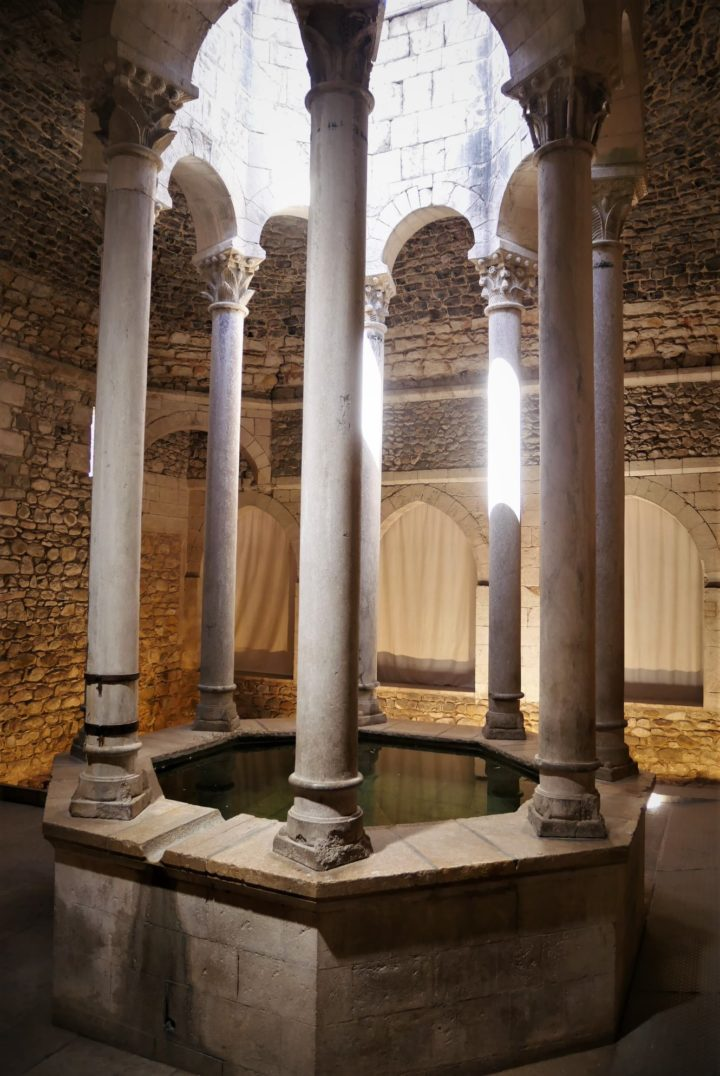 Bañor árabes de Girona