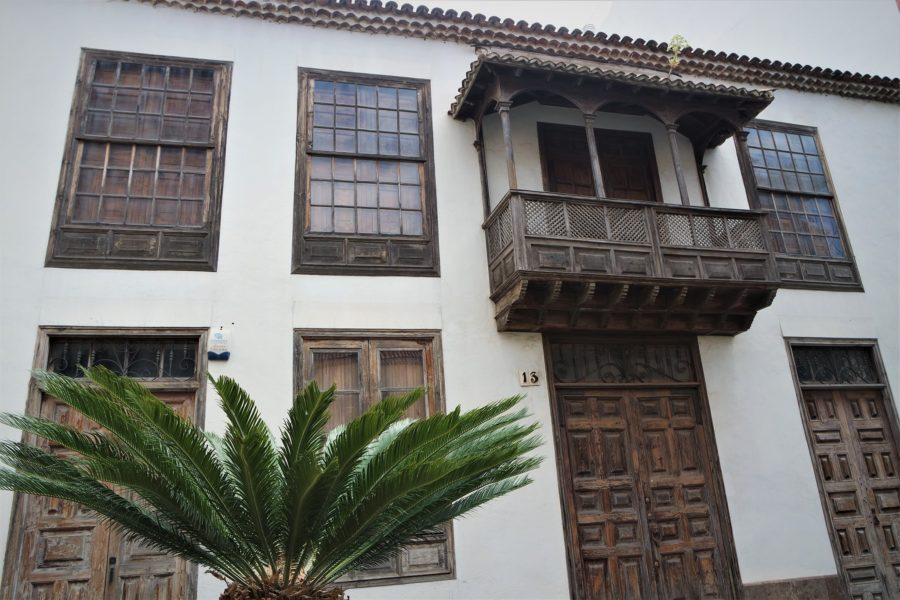 Casas de La Laguna, Tenerife