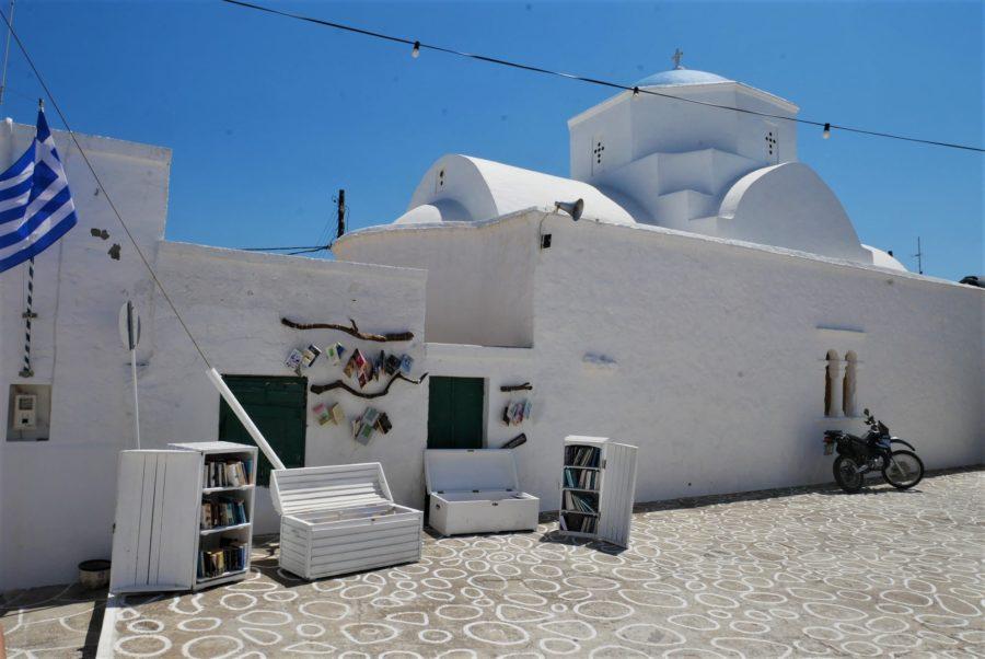 Chora, Kímolos, islas griegas