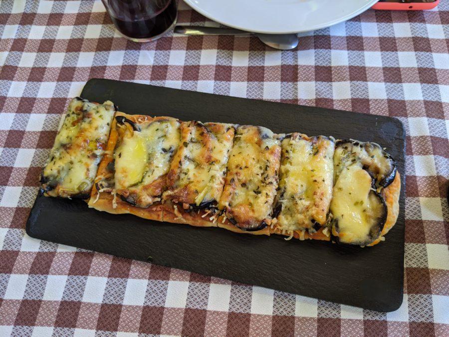 Comida en Castelladral