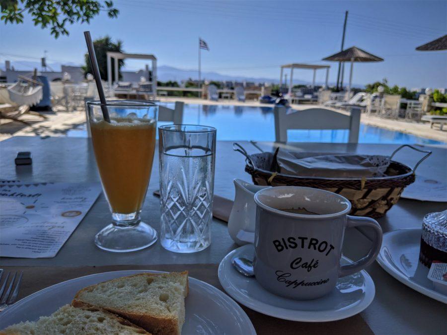 Desayuno en Margarita Studios