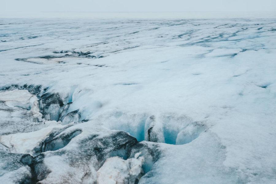 Glaciar Langjökull, Islandia