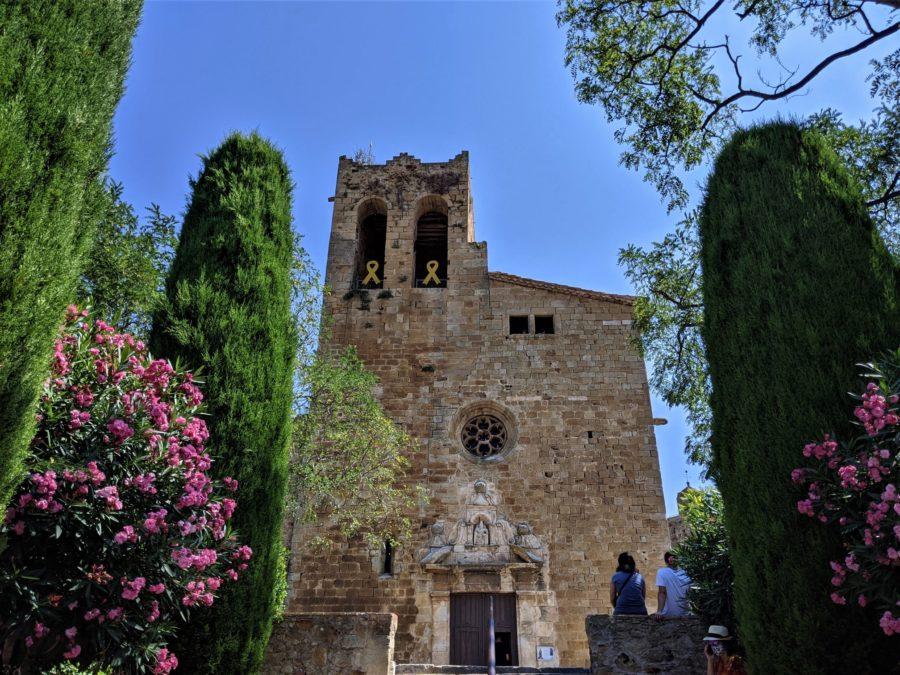 Iglesia de Pals, qué ver en la Costa Brava