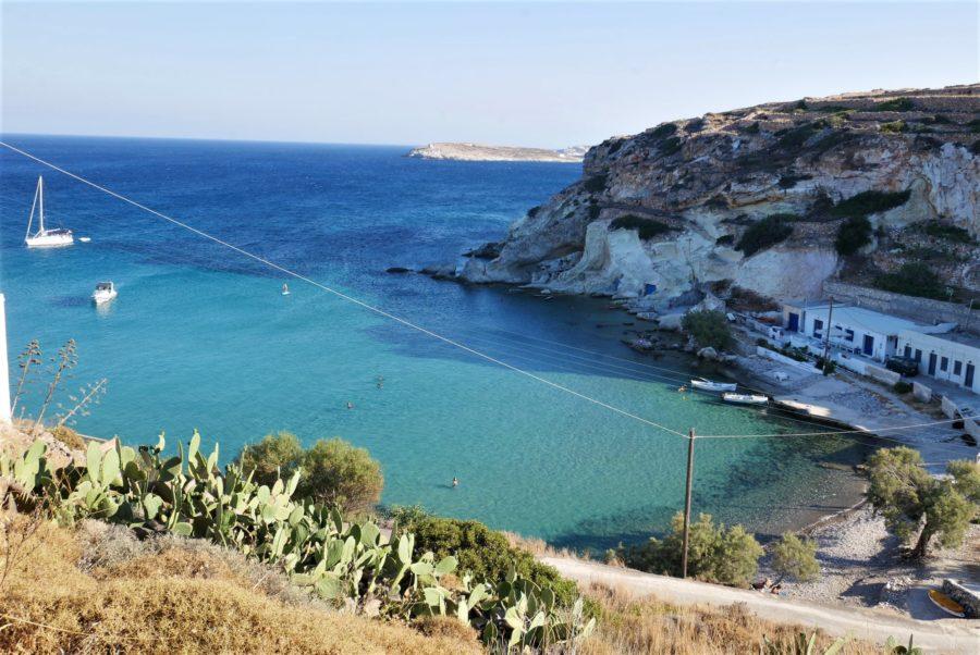 Kímolos, islas Cícladas, Grecia