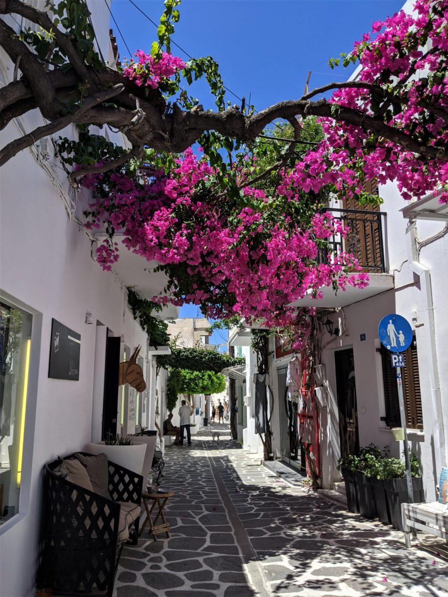 Parikia, Paros, islas griegas