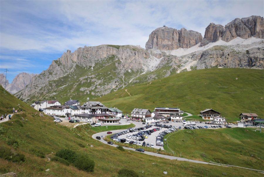 Passo Pordori, Dolomitas, Italia