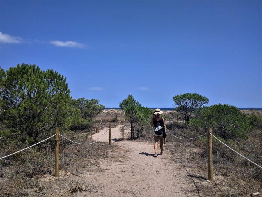 Playa de Pals, Girona