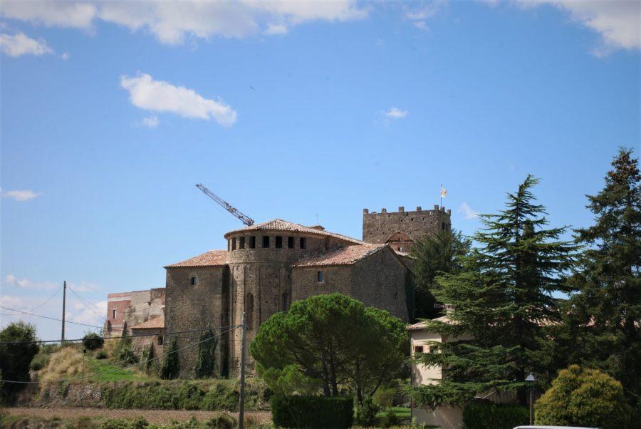 Santa María de Serrateix, Barcelona provincia