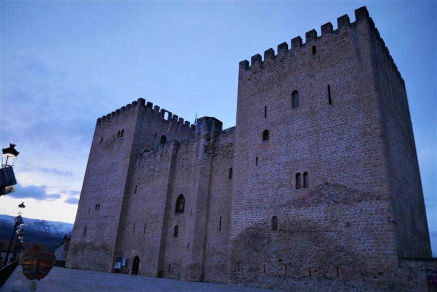 Alcázar de los Condestables de Castilla, qué ver en Medina de Pomar Burgos