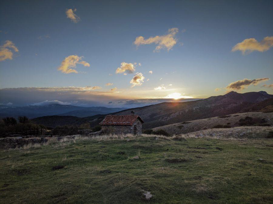 Amanecer en la Montaña Palentina