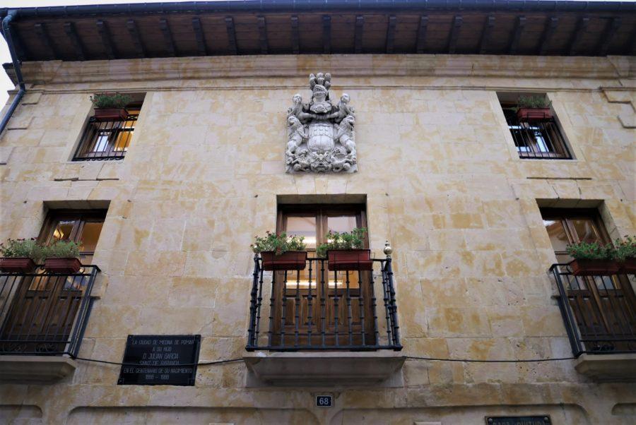 Casas nobles de Medina de Pomar
