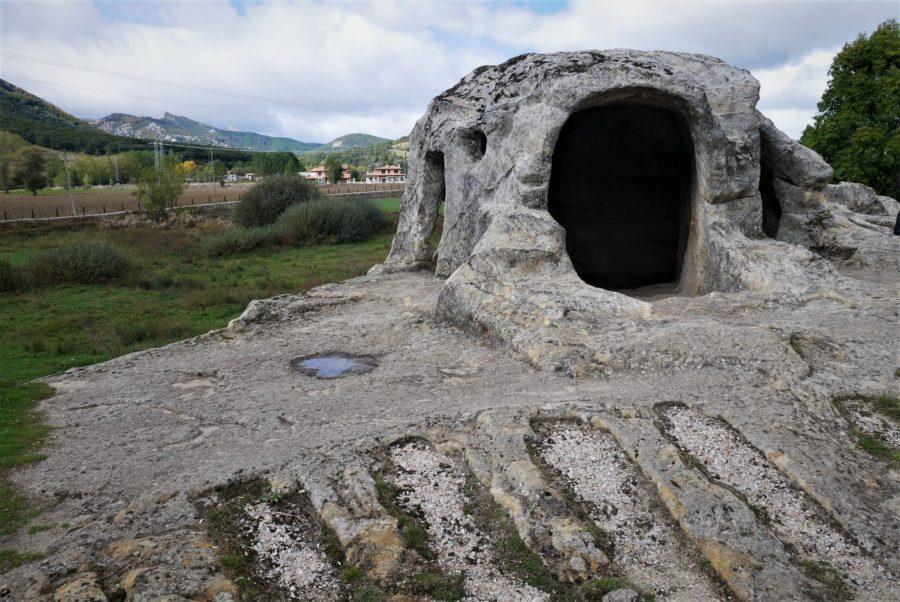 Ermita rupestre de San Vicente, Montaña Palentina