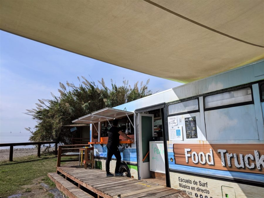 Food Truck de 18 nudos