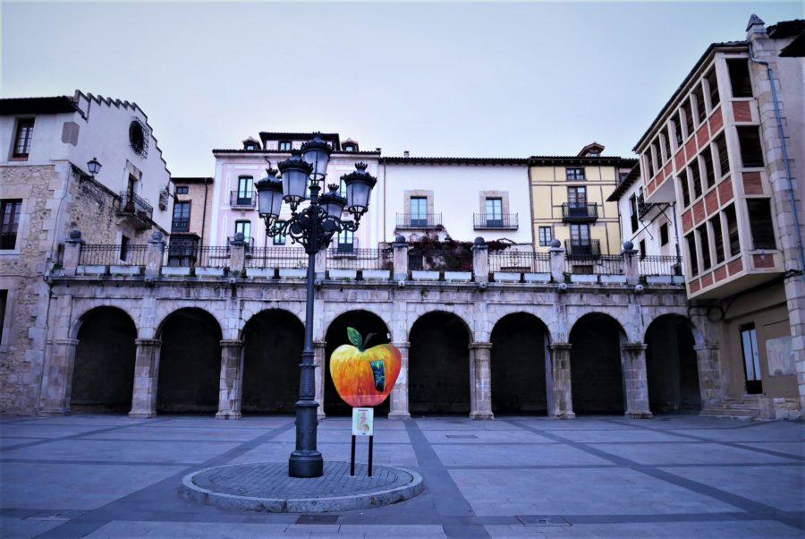Plaza Mayor, qué ver en Medina de Pomar Burgos